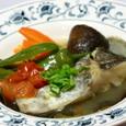 真鱈の昆布〆煮