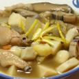 根菜類のお汁 ニゴミ