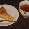 アップルパイと紅茶