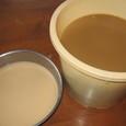 ドングリ澱粉の分離