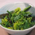 カラシ菜の漬物