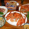 蟹 づくし料理
