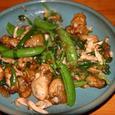 牡蠣の中華風