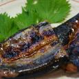 秋刀魚の味醂干し