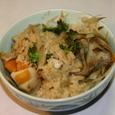 焼き鯖の炊き込みご飯