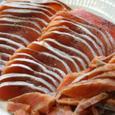 新巻鮭 絞め鮭のお刺身