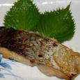 メダイ(目鯛)の西京漬け焼き