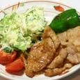 豚の生姜焼
