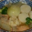 鮭 野菜の煮物