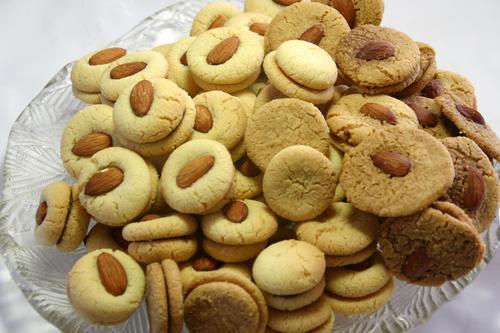 クッキー 貴婦人のキス