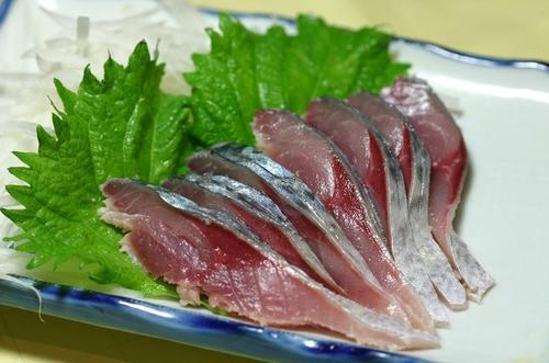 真鯖のしめ鯖