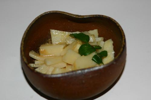 筍の酢味噌和え