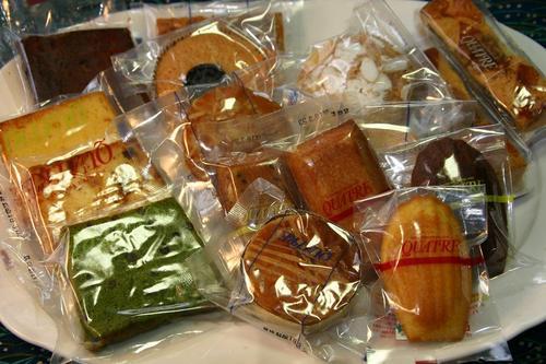 東京 QUATREのクッキー