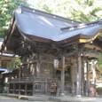高倉神社 拝殿
