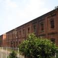 レンガの建物