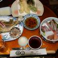 新湊 民宿 信一の料理(1)