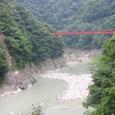 佐久間ダム下流 天竜川