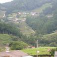 北条峠から飯田線城西駅