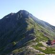 北岳と北岳山荘