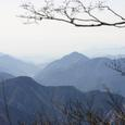 梅が島 八紘嶺より 静岡市方面