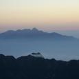 仙丈ケ岳からの八ヶ岳