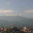 中央線より鳳凰三山