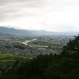篠ノ井線より