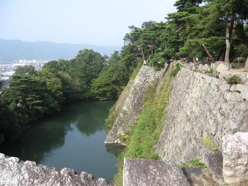 伊賀上野城 城壁