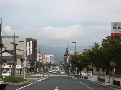東舞鶴駅前通り