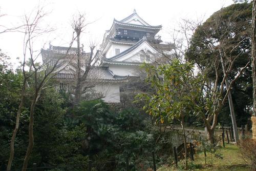 岡崎城 家康の生まれた城