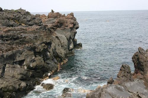 伊豆 城ガ崎海岸