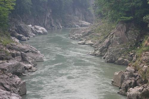 飯田線 天竜峡