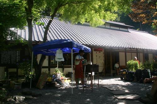 奈良田村営温泉