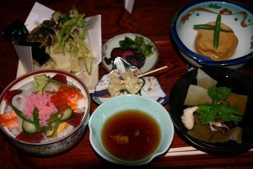 日光 ゆば料理とお寿司