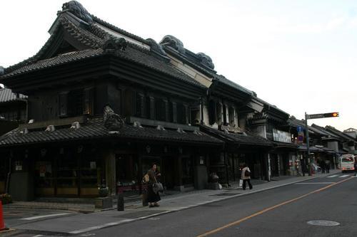 川越 蔵の街