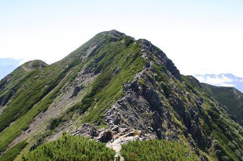 大仙丈が岳