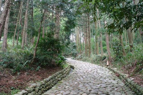 旧東海道 金谷坂
