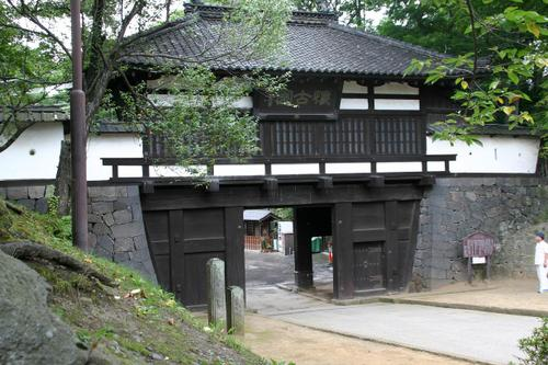 小諸 懐古園 三の門