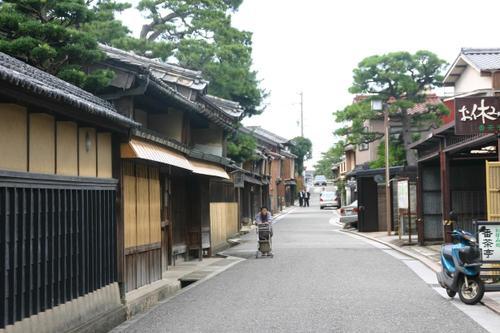 松阪の古い町並